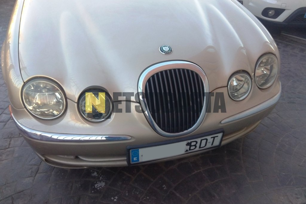 Jaguar S-Type 3.0i V6 2000
