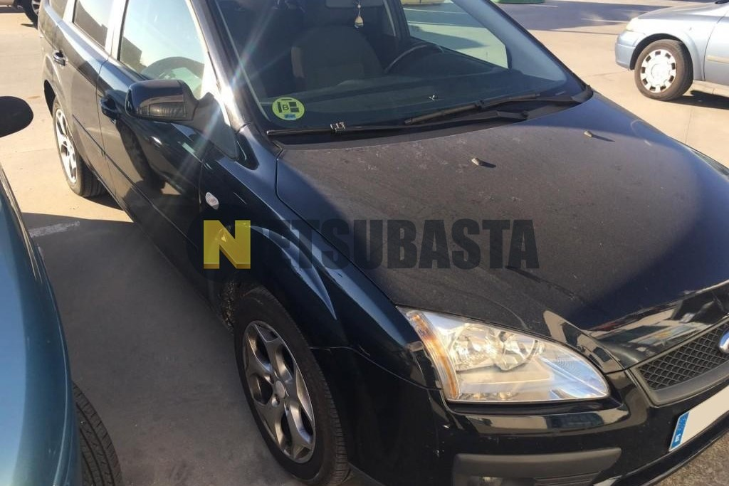 Ford Focus 1.8TDCi Wagon 2007