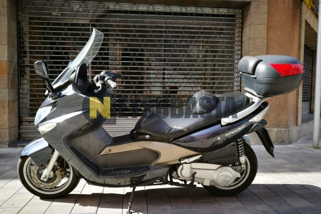 Kymco Xciting 250 2006