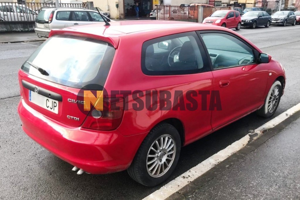 Honda Civic 1.7CTDi S 2003
