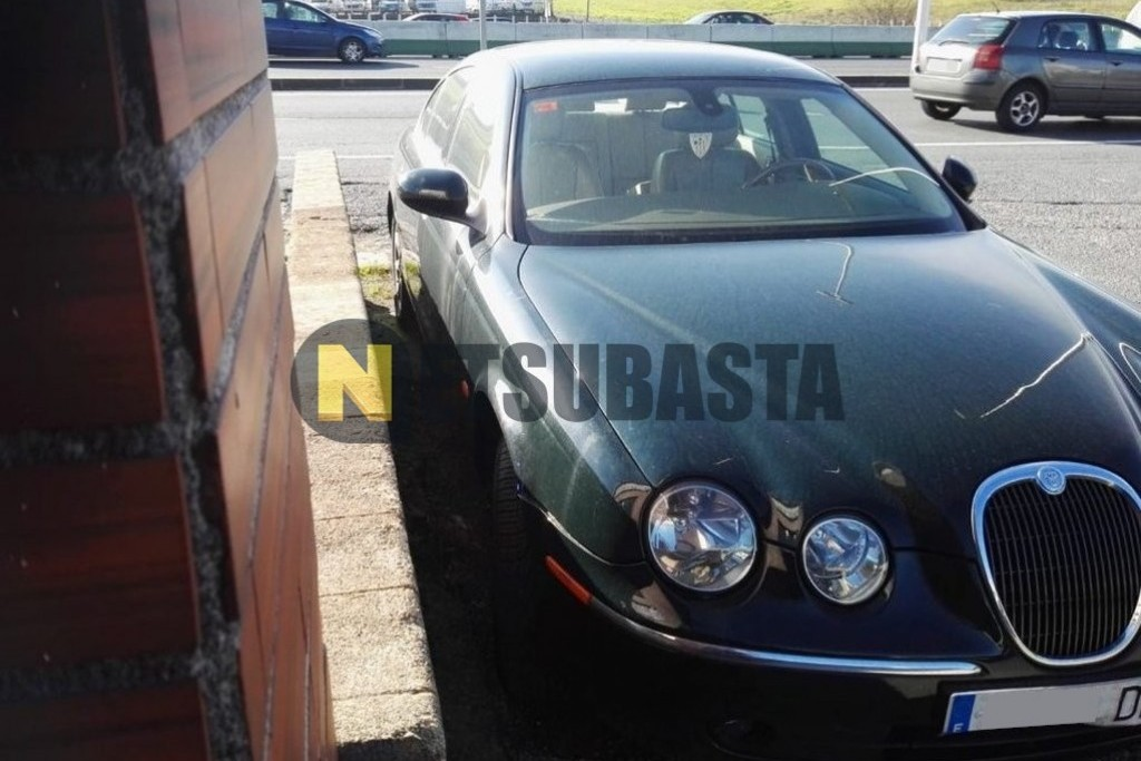 Jaguar S-Type 2.7D V6 Executive 2005