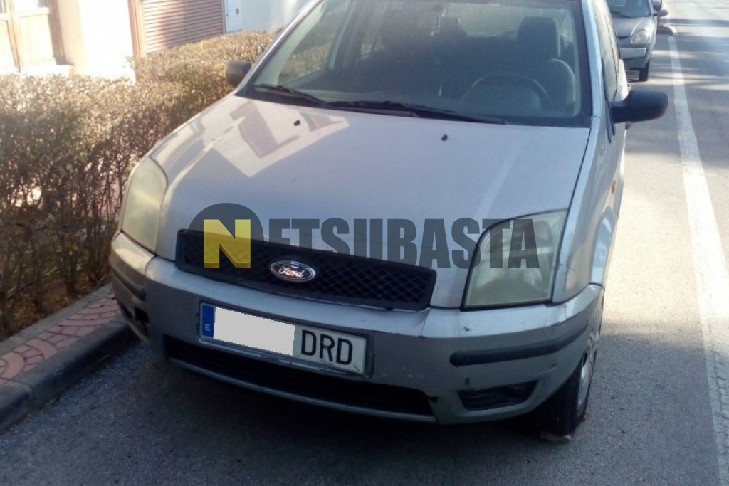 Ford Fusion 1.4TDCi Trend 2005