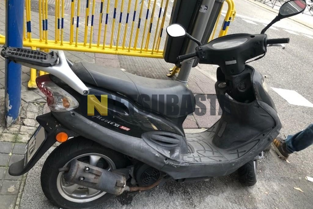 Kymco Movie XL 125 2008