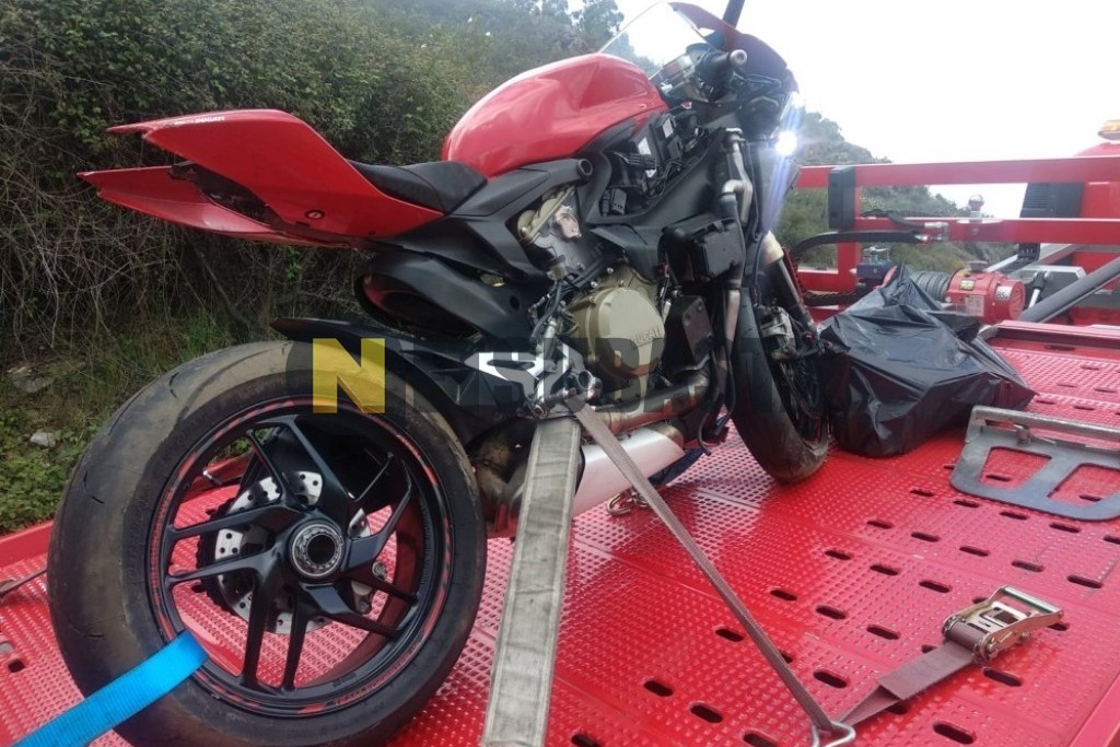Ducati Panigale 1199 ABS 2012