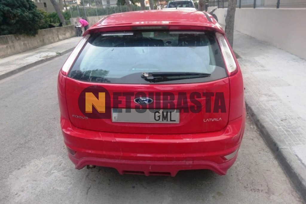 Ford Focus 1.8TDCi Latvala 2009