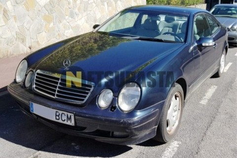 Mercedes-Benz CLK 320 2000