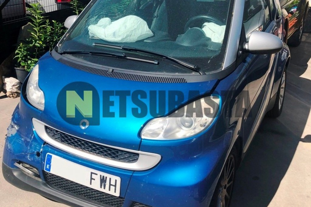 Smart Fortwo Coupe Passion 2007
