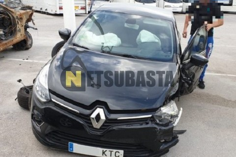 Renault Clio TCe 66kW 2019