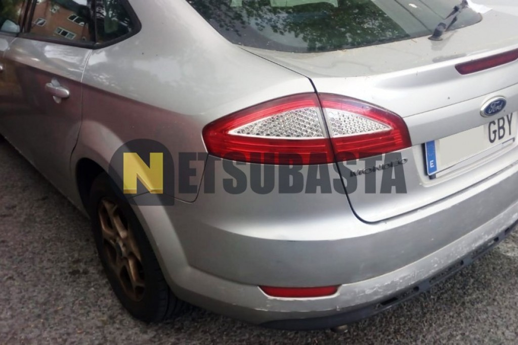 Ford Mondeo 1.8TDCi 2008