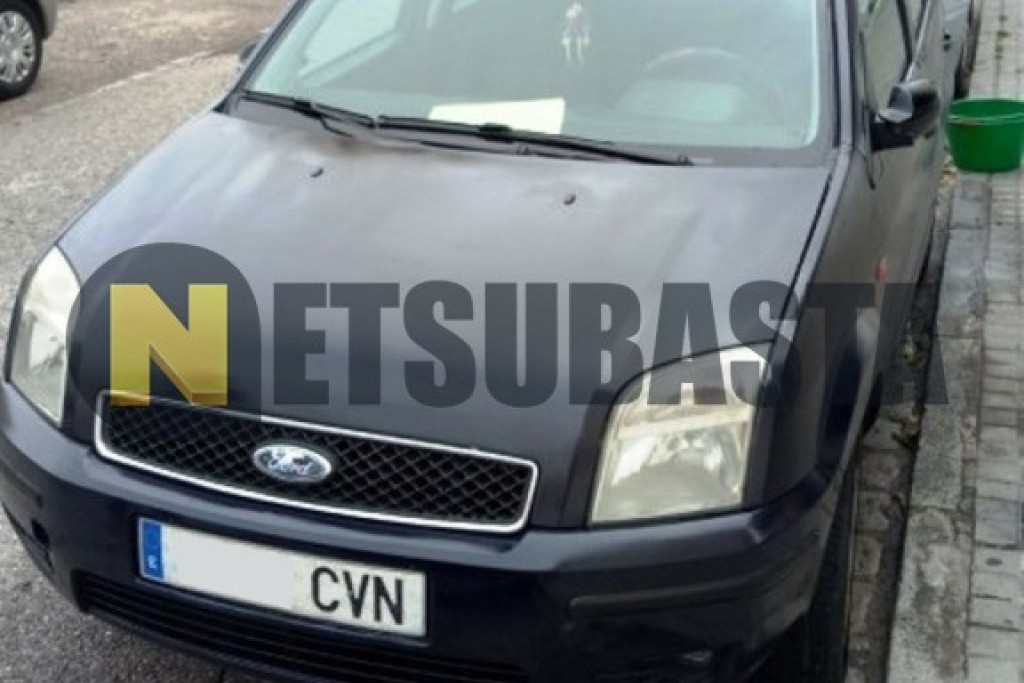 Ford Fusion 1.4TDCI 2004