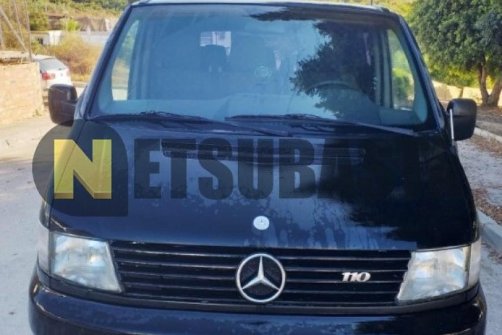 Subasta de Mercedes-Benz Vito 110CDI 1997