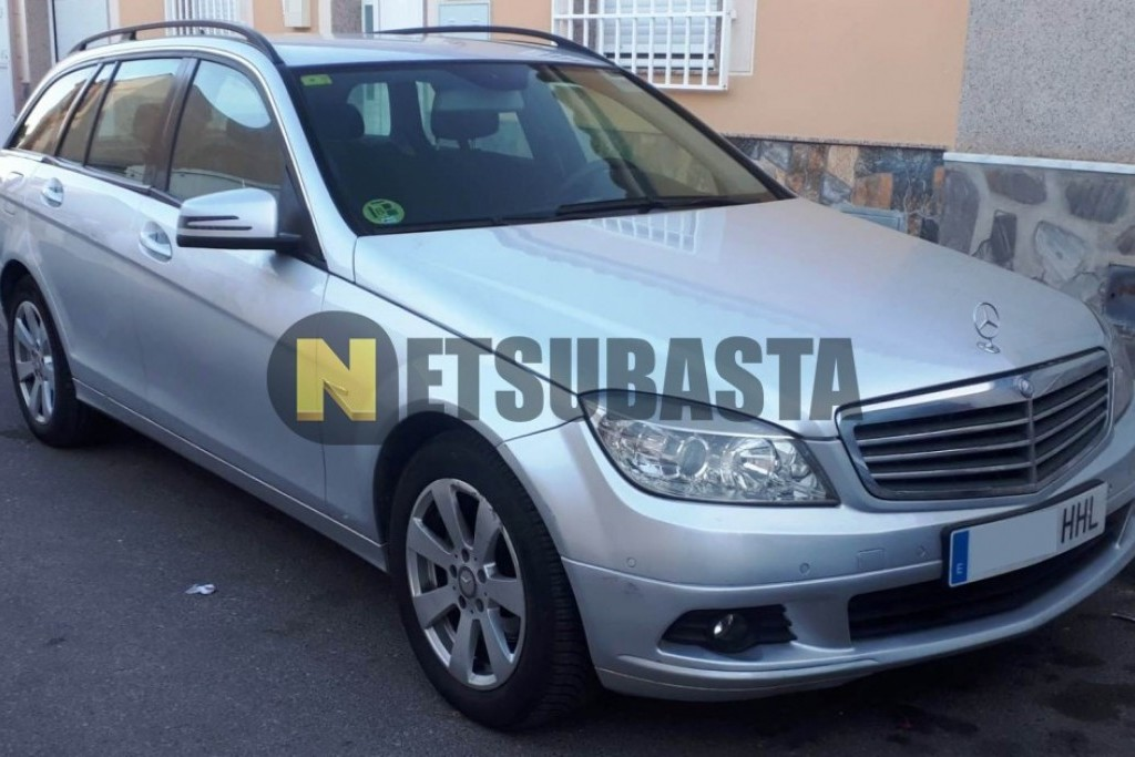 Mercedes-Benz C 220CDI Estate 2010