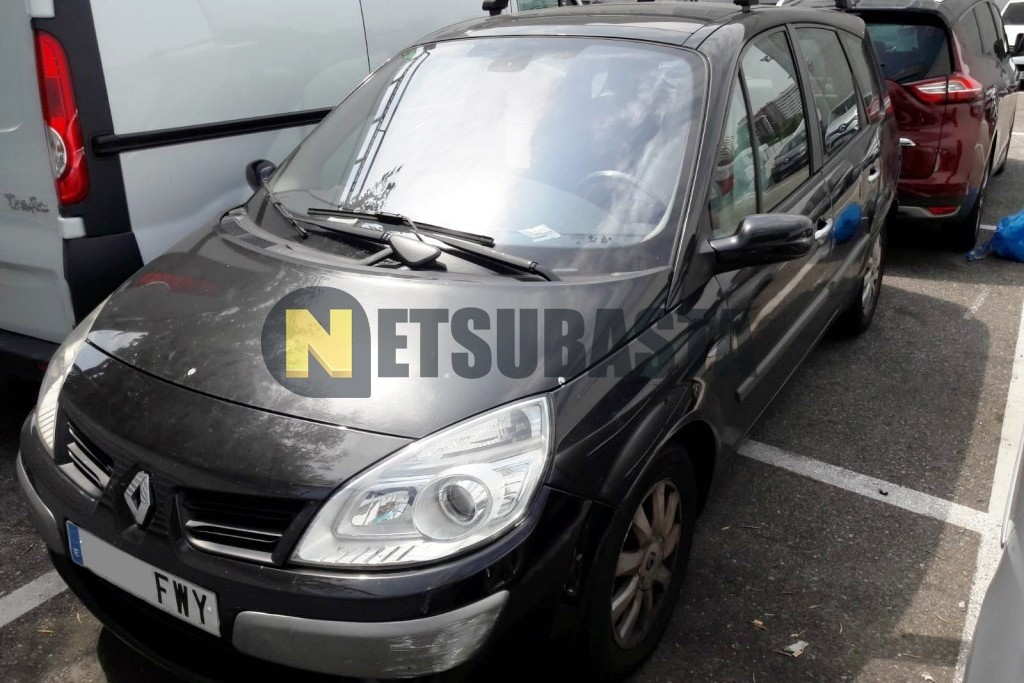 Renault Grand Scenic 1.9dCi 2007