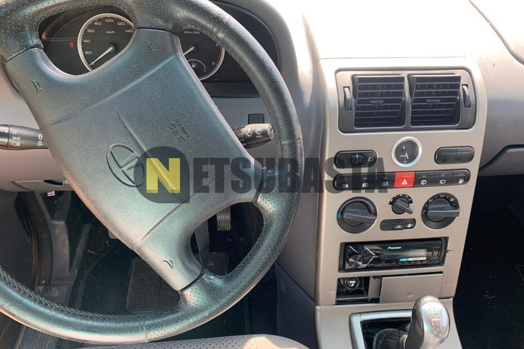 Tata Grand Safari 2.2 4X2 2010