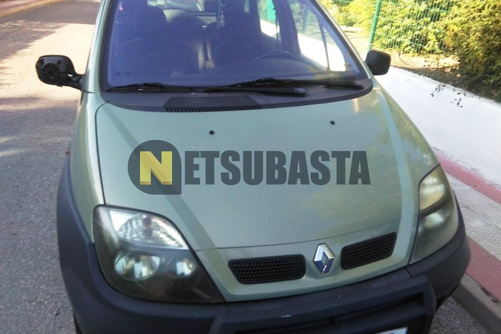 Renault Scenic RX4 1.9dCi 2002