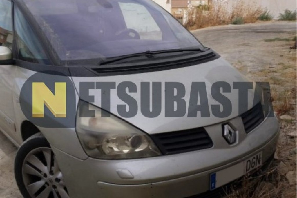 Renault Grand Espace 2.2dCi 2005