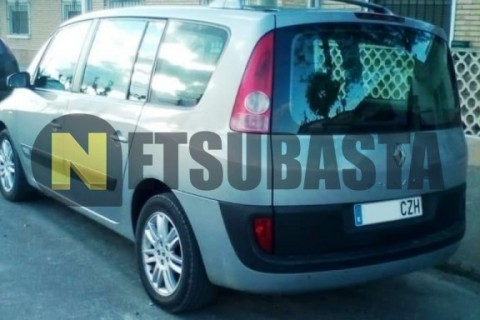 Renault Grand Espace 2.2dCi 2004