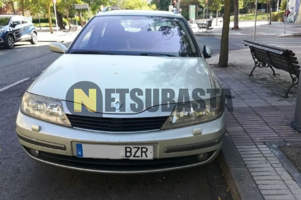 Renault Laguna Grand Tour 1.9dCi 2002