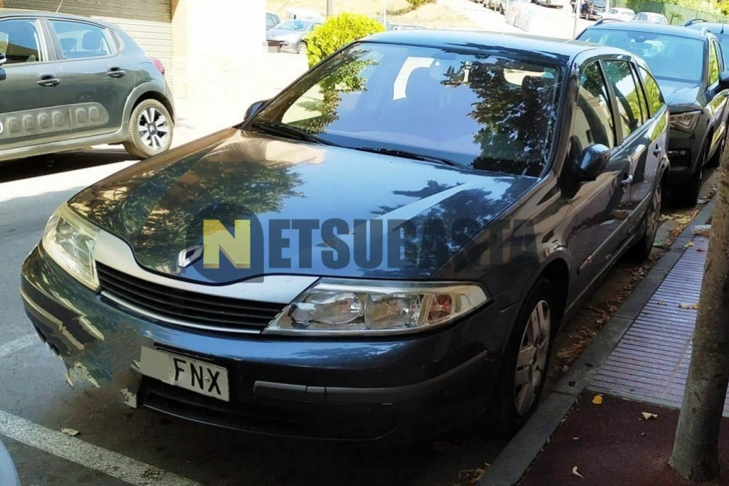 Renault Laguna 1.9dCi Grand Tour Authentique 2002