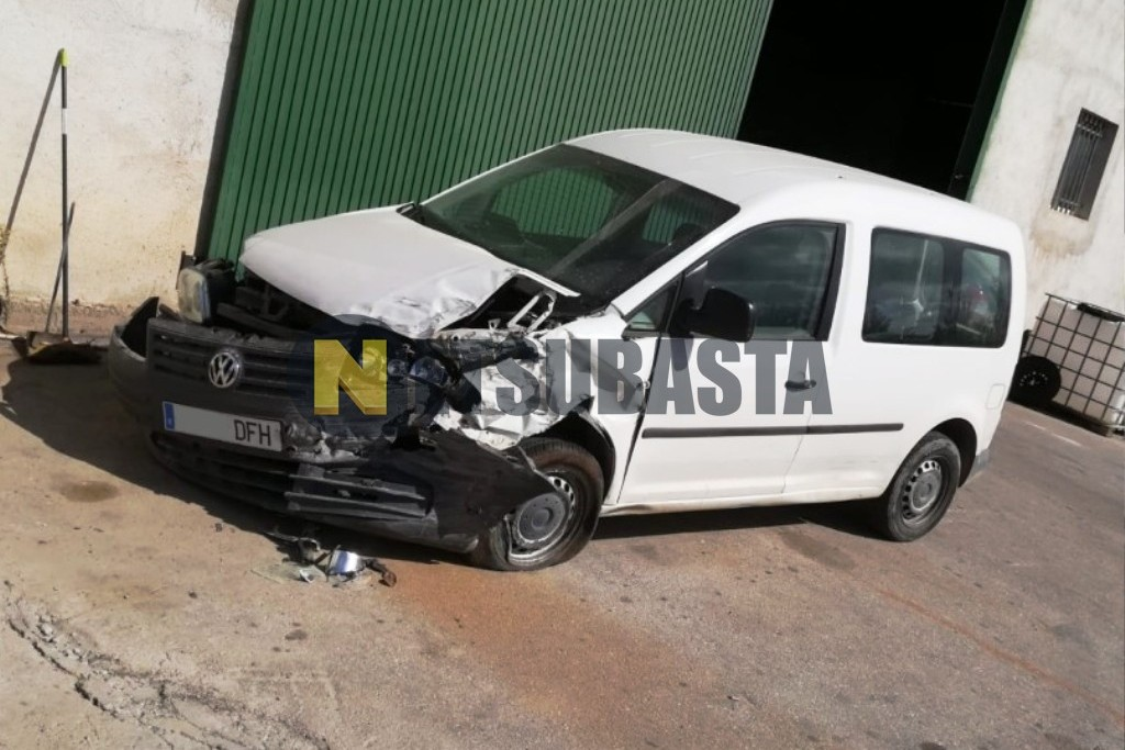 Volkswagen Caddy 2.0SDI 2005