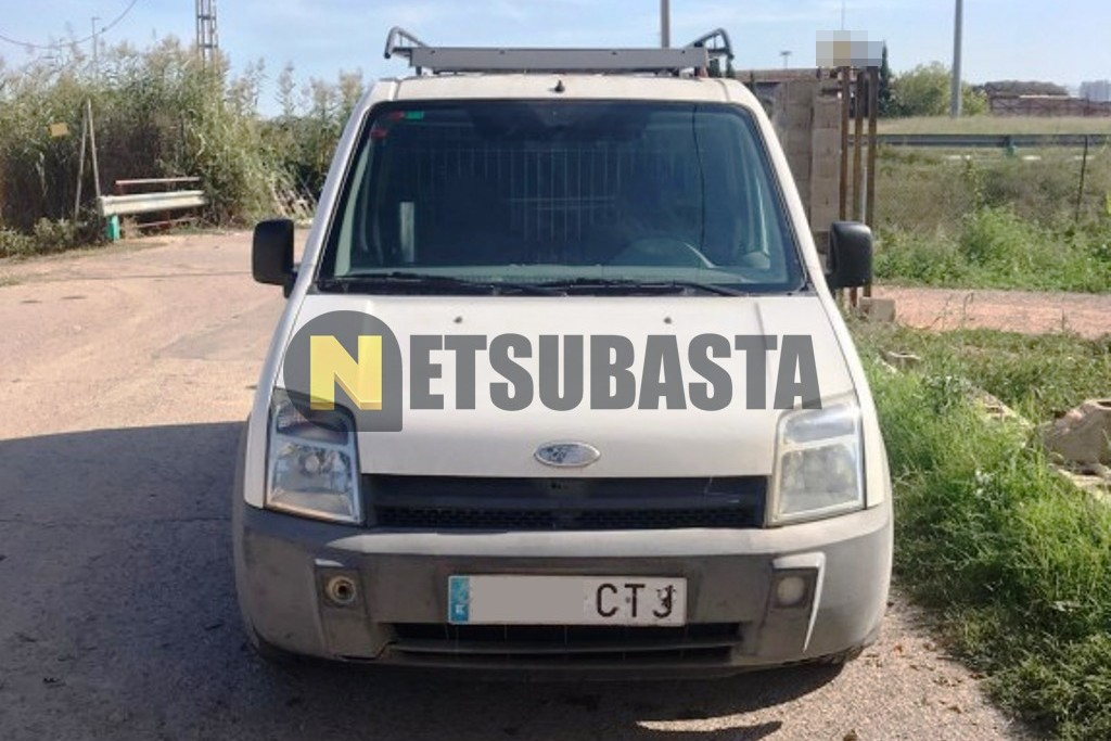 Ford Tourneo Connect 1.8TDCi 2004