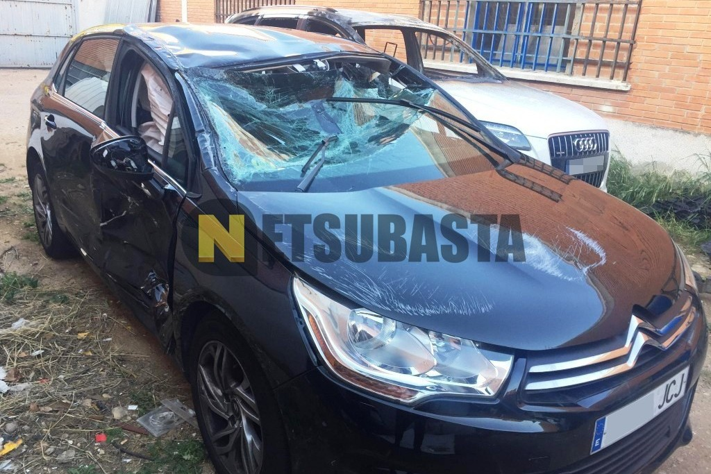 Citroen C4 1.6HDi Collection 2015