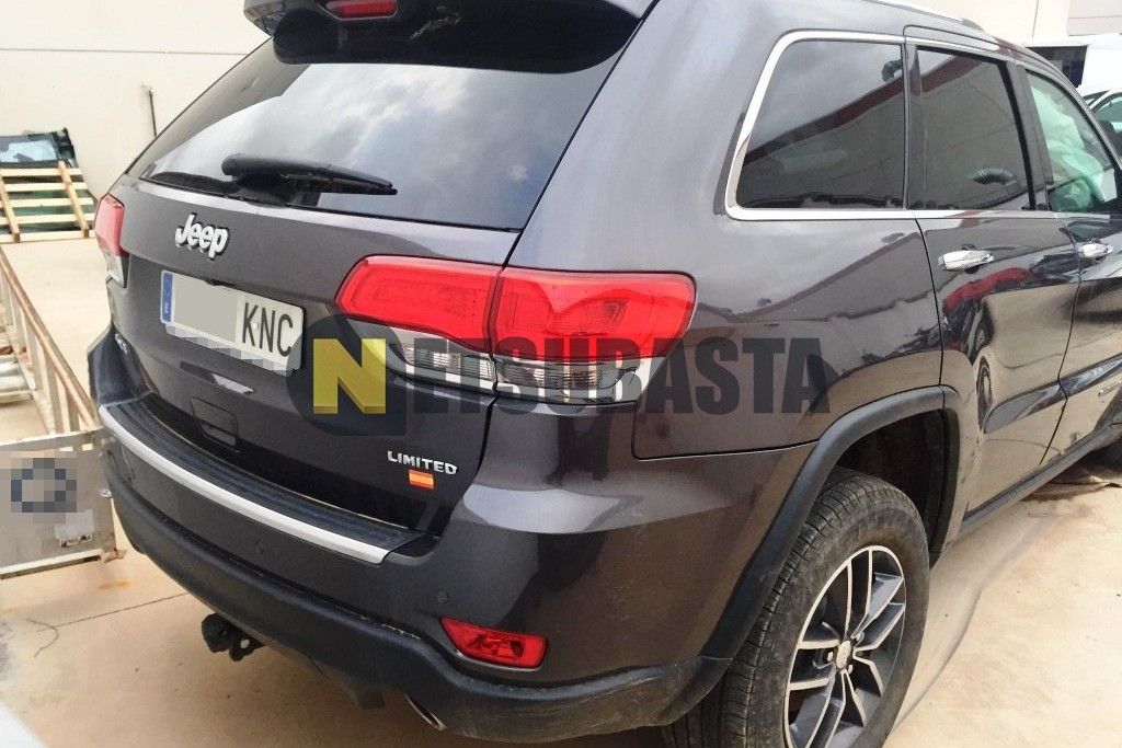 Jeep Grand Cherokee 3.0 V6 Limited 2018