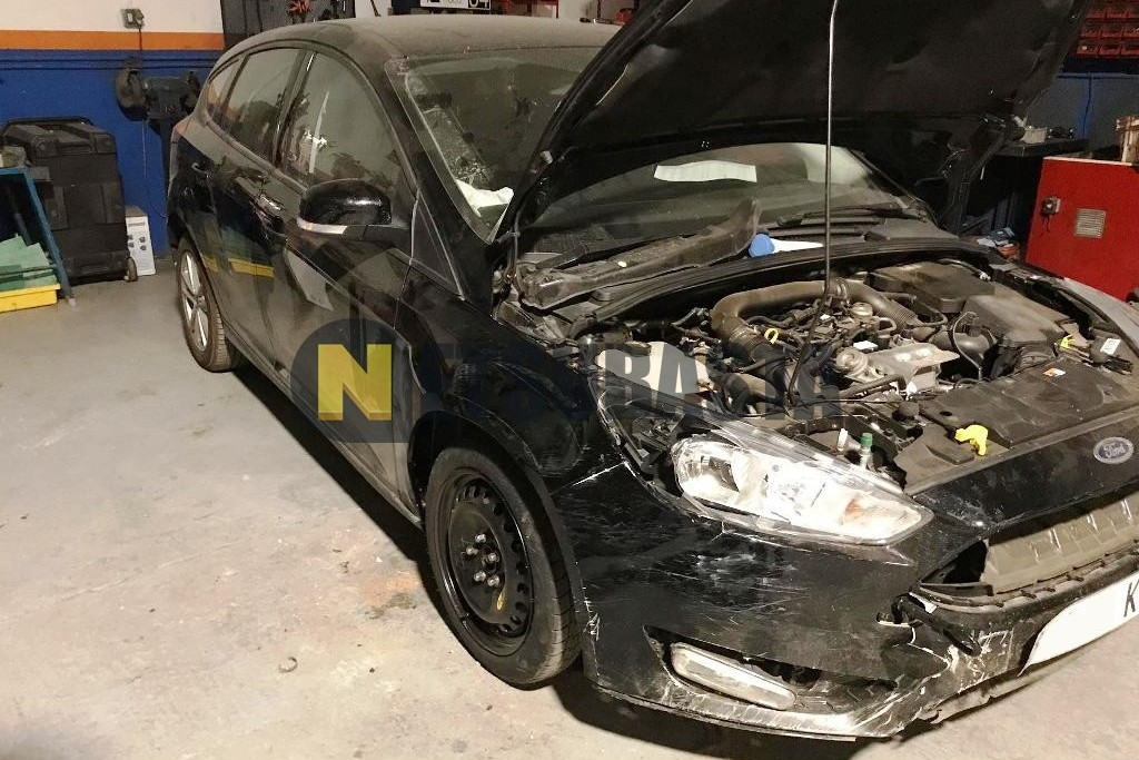 Ford Focus 1.0 ecoboost 2018
