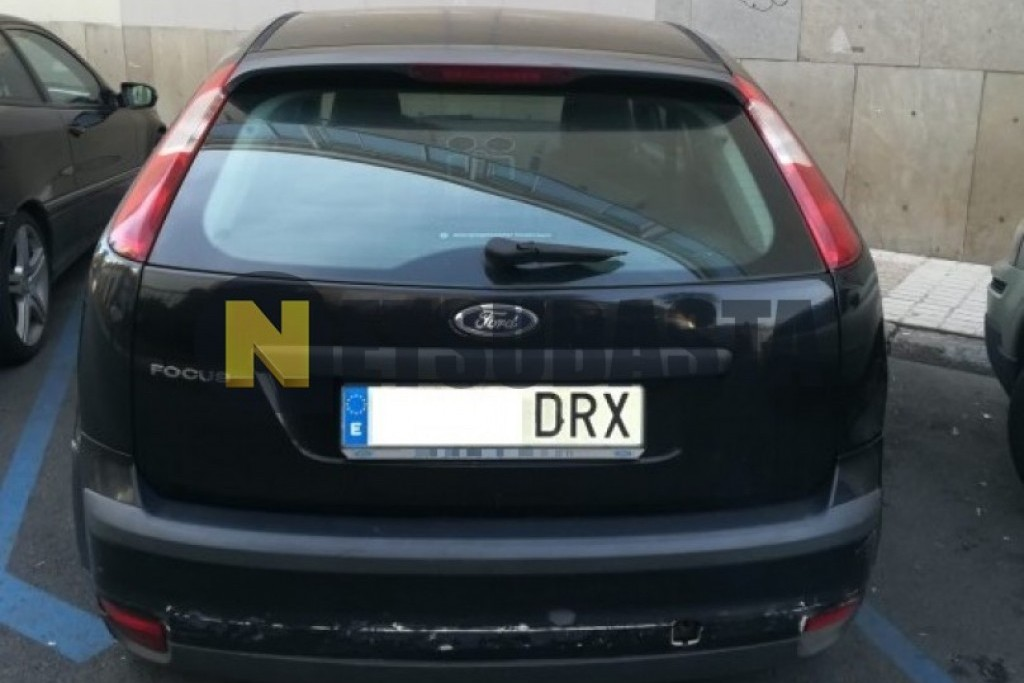 Ford Focus 1.6i Trend 2005