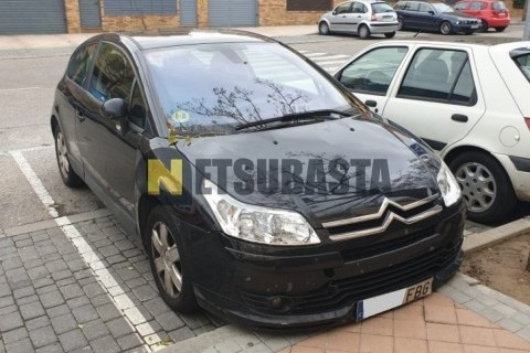 Citroen C4 1.6HDi Coupe 2006