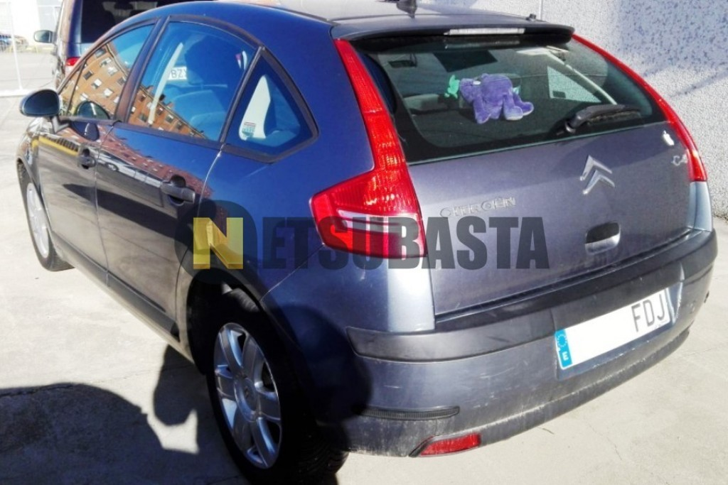 Citroen C4 1.6HDi Collection 2006