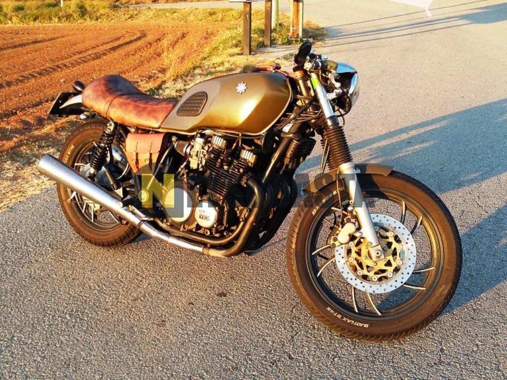 YAMAHA XJ 650 by Bolt Motor Co. BOLT #4