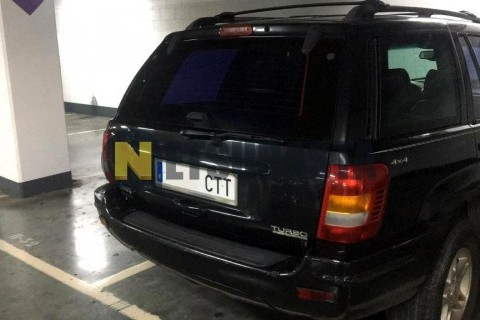 Jeep Grand Cherokee 3.1TD limited 2000