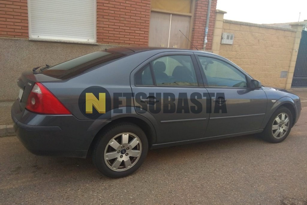 Ford Mondeo 2.0TDCi 2005