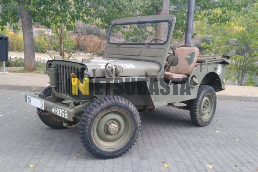 Jeep Willys M38 1962