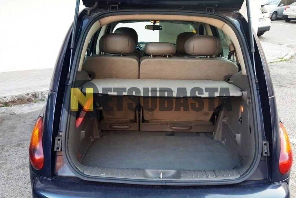 Chrysler PT Cruiser 2.2CRD 2004