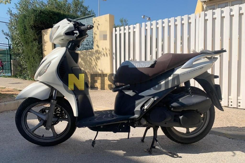 Teile & Daten: SUZUKI SIXTEEN 125 (UX125)   Louis Motorrad