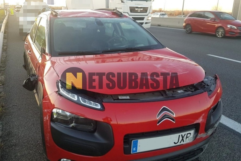 Citroen C4 Cactus 1.6 BlueHDi Feel Edition 2017