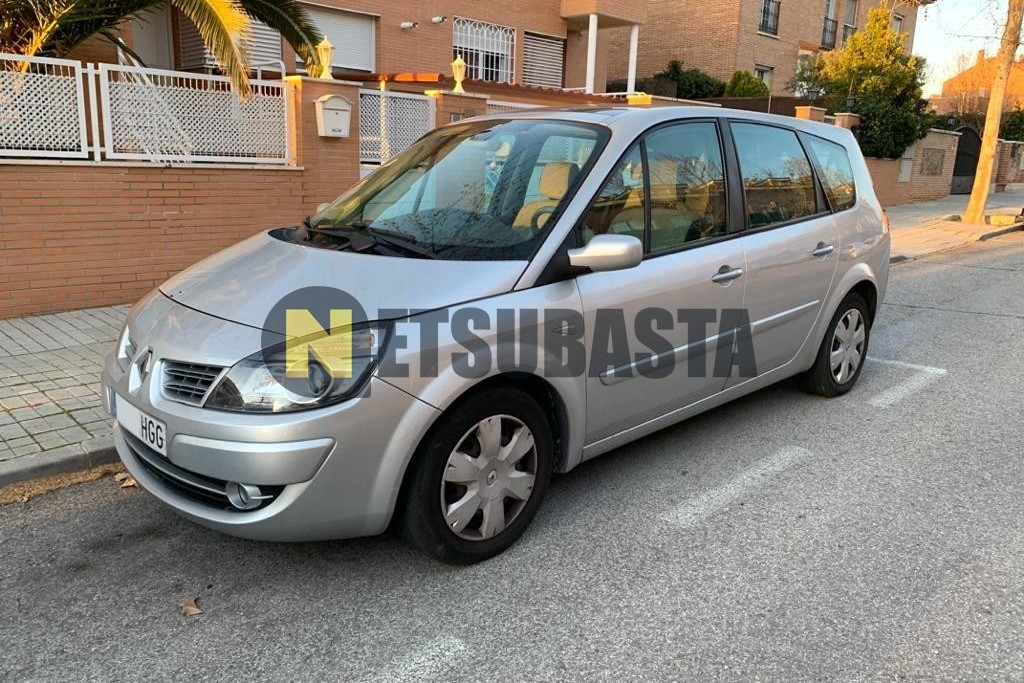 Renault Scénic 1.9dCi 2008