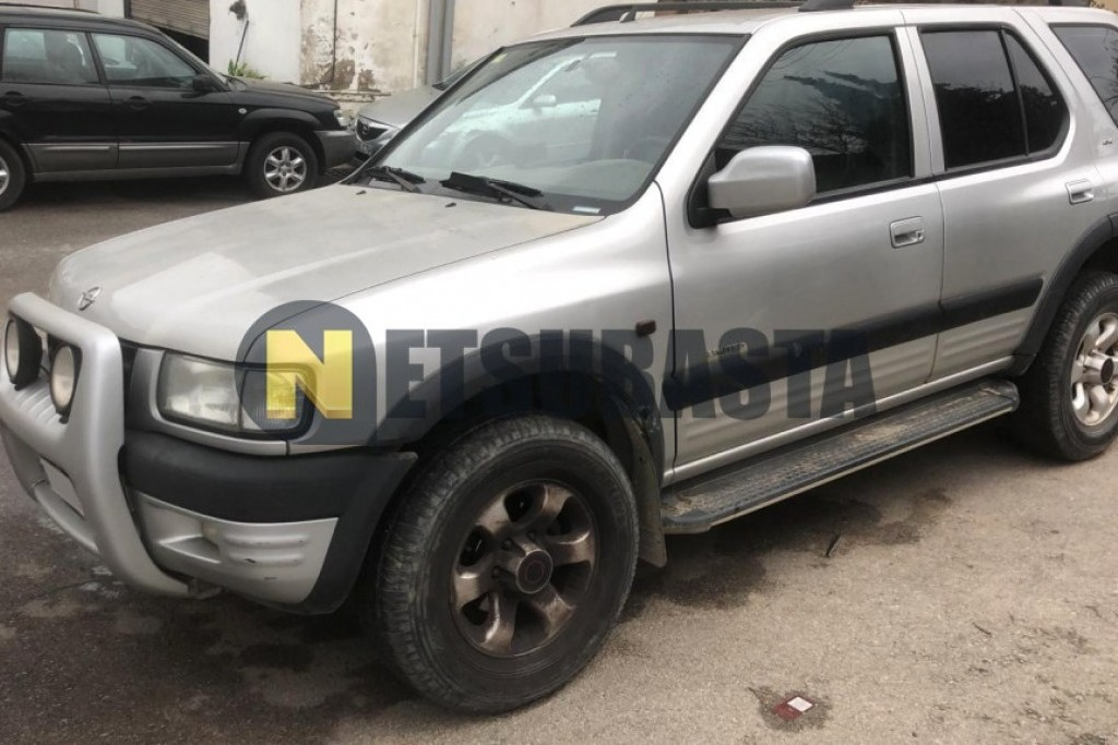 Opel Frontera 2.2DTi Limited 2000