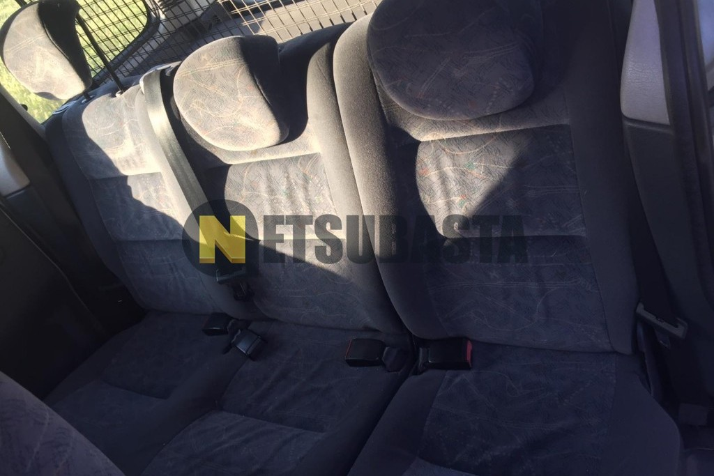 Citroen Berlingo 2.0HDi 2002