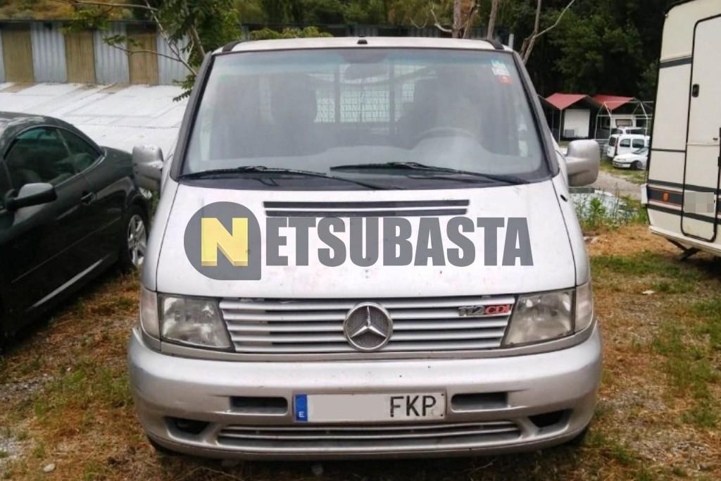 Subasta de Mercedes-Benz Vito 112CDI 2000