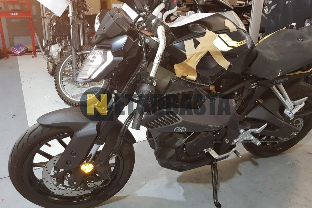 Yamaha MT 125 ABS 2019
