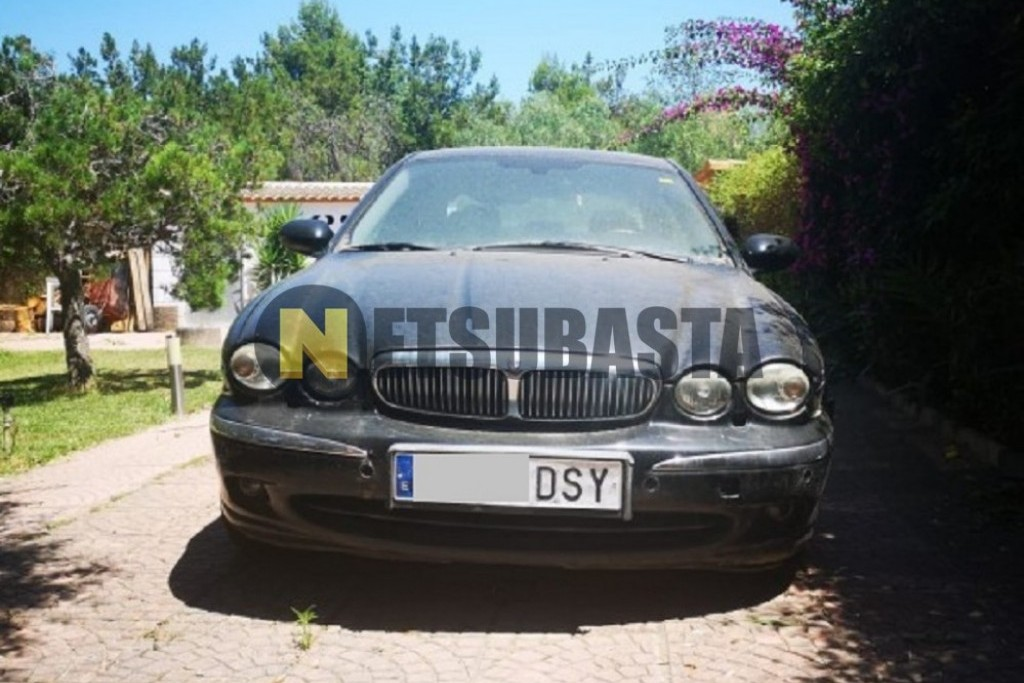 Jaguar X-Type 2.2D 2005