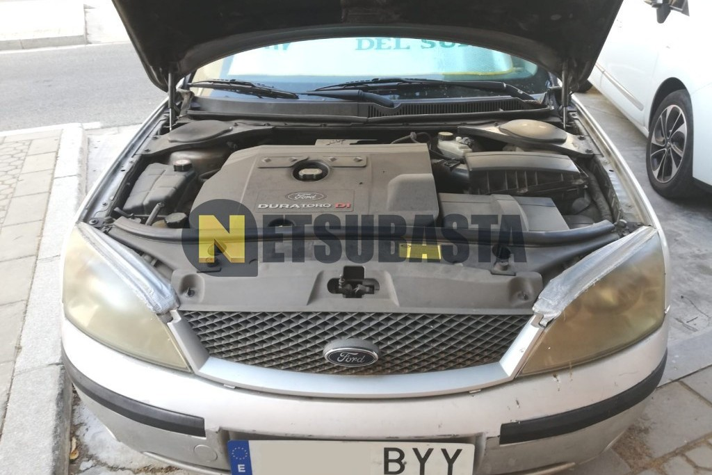 Ford Mondeo 2.0TDi 2002