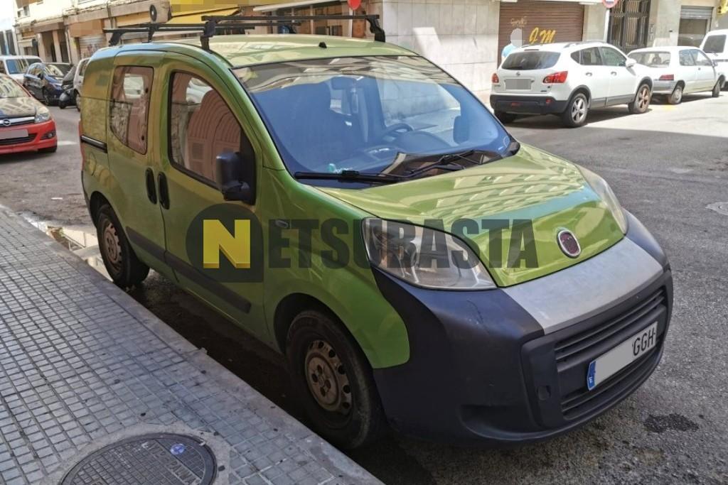 Subasta De Fiat Fiorino 1 3 Multijet 2008