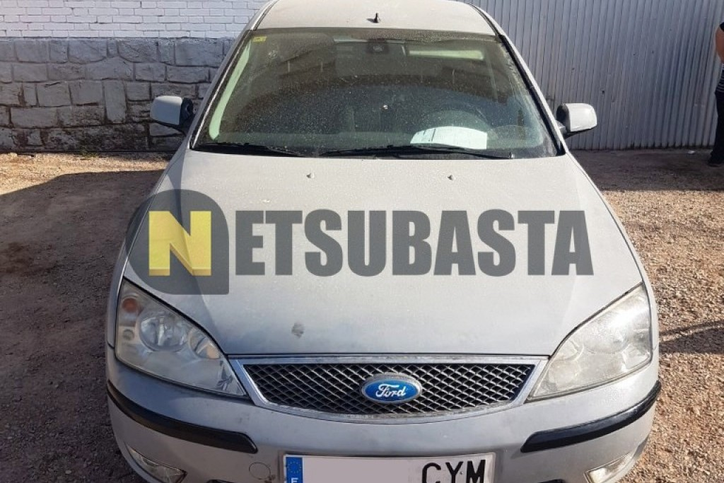 Ford Mondeo 2.0TDCi 2004