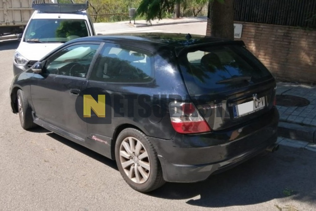 Honda Civic Sport 1.6i 2003