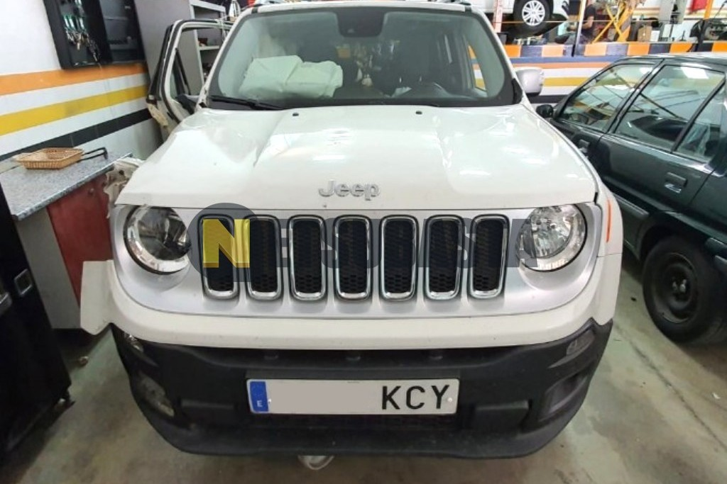 Jeep Renegade 1.6Mjet Limited 4x2 2017