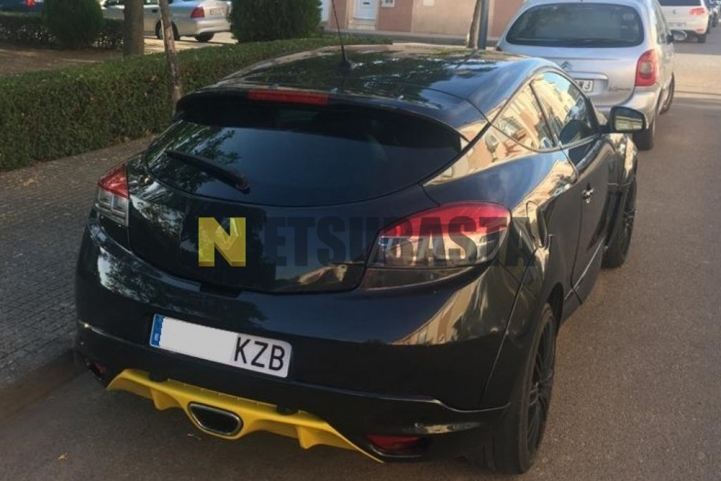Renault Megane Coupe RS 2.0 TCe 2010